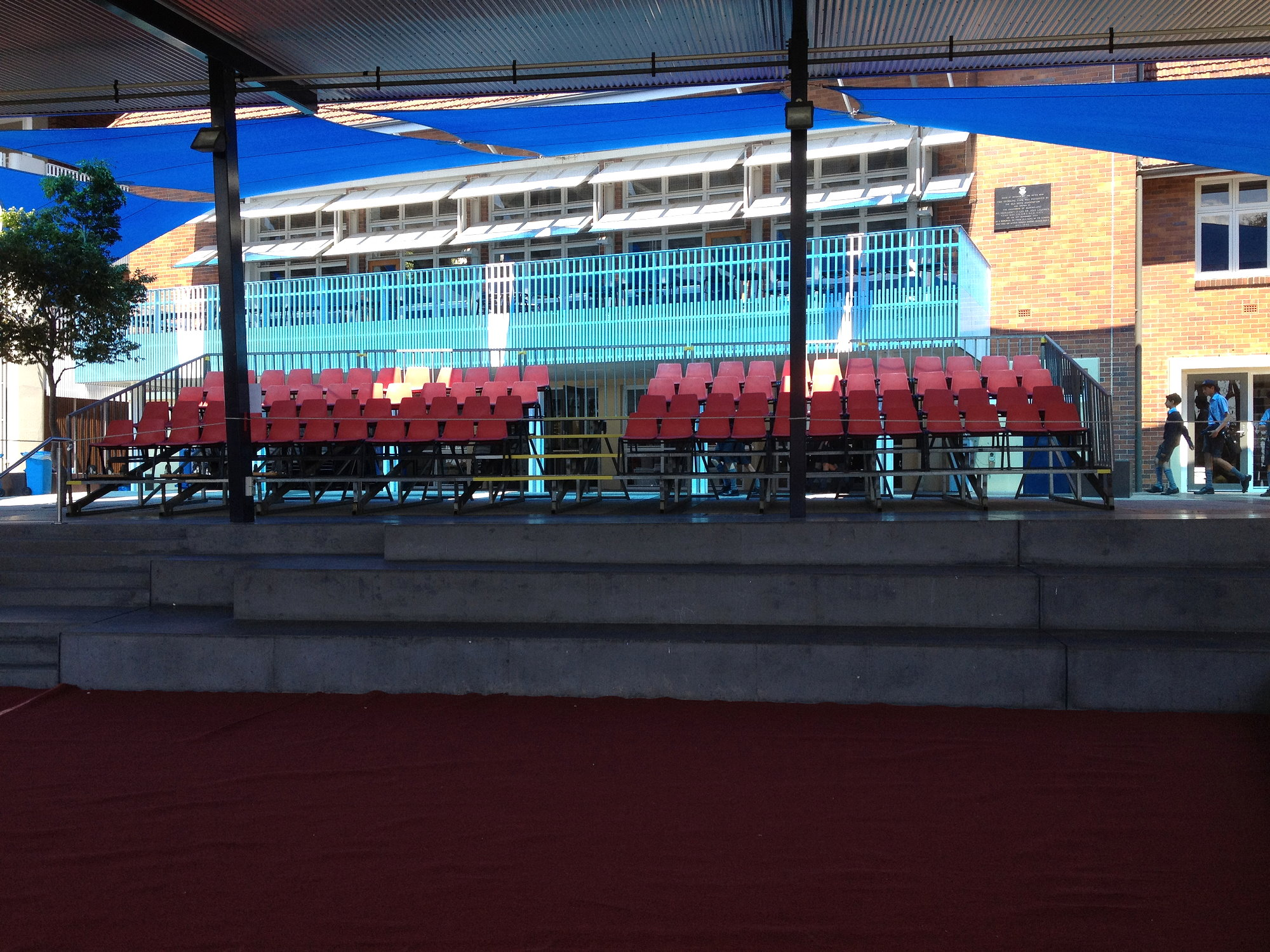 Seating Stand