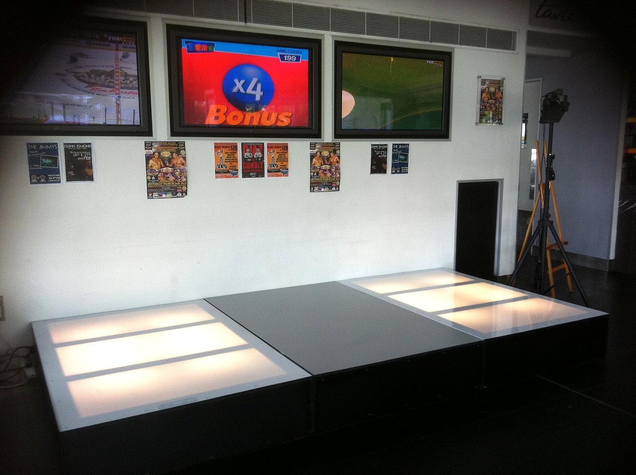 Titanium Light Stage